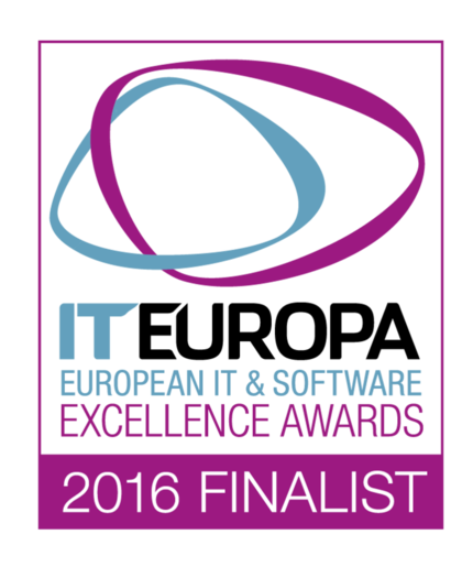 European IT & Software Excellence Awards 2016